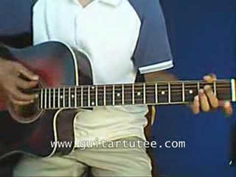 Chariot Acoustic Of Gavin Degraw By Guitartutee Youtube