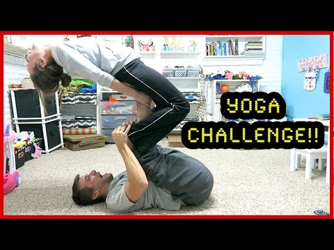 YOGA CHALLENGE CONQUERED!!! thumbnail