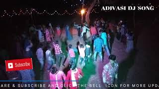 New Adivasi DJ Night Timli Dance | Adivasi Dance 2018