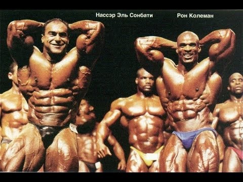2018 New York Pro Poor Conditioning Vs The HeyDays of Bodybuilding