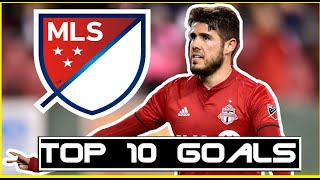 Top 10 Most Amazing Goals: Scored In The▶ MLS ⚫25-04-2019⚫|HD|