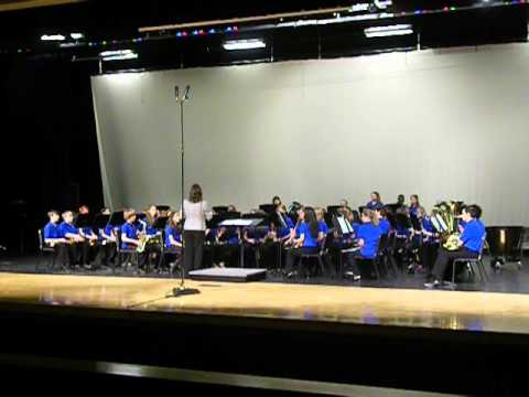 Oglethorpe County Middle School Band LGPE  3 4 15