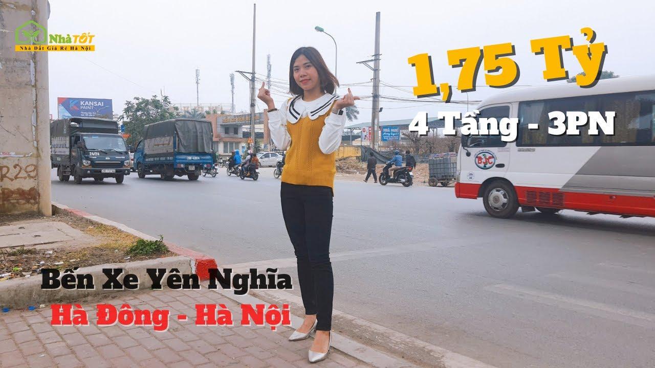image Nhà 4 Tầng, 3PN - Bến Xe Yên Nghĩa, Hà Đông | Bán Nhà Hà Nội 2021 | nhà TỐT
