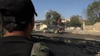 أخبار عربية - القوات العراقية على بعد أمتار من مطار الموصل