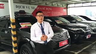 Cập nhật giá xe cũ chính hãng tháng 04/2019 tại Toyota Sure - Toyota Tân Cảng [0901777000]