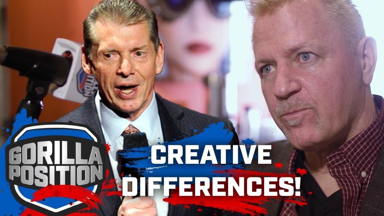 Jeff Jarrett: Truth about the Kliq backstage, Evil Mr. McMahon born in Memphis, creative differences