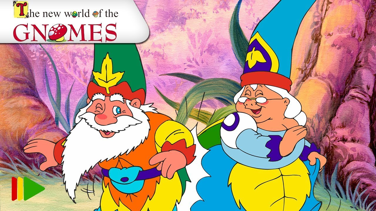 The new world of the Gnomes - 01 - The lords of the jungle | Full Episode |