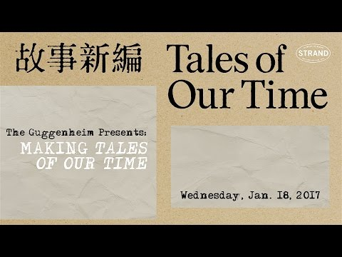 The Guggenheim Presents | The Making of Tales of Our Time