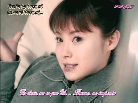 Aya Matsuura - 100 Kai no Kiss (sub español)