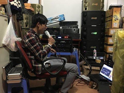 Bộ karaoke 13,4 triệu - Anh Vẽ ở Bắc Giang mua tại Hiệu Audio 01674684491