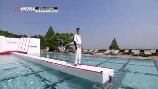 도전 수퍼모델 코리아 시즌4 수영장 런웨이 미션 with 제니하우스