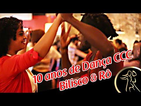 Dance a Dois - VLOG - Rô e Bili - 10 anos de Dança CCC - Melhores Momentos