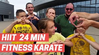 Karate And Kickboxing Fitness - Каратэ и кикбоксинг фитнес