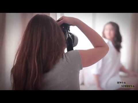 """Фотопроект """"Девушки в мужских рубашках"""""""