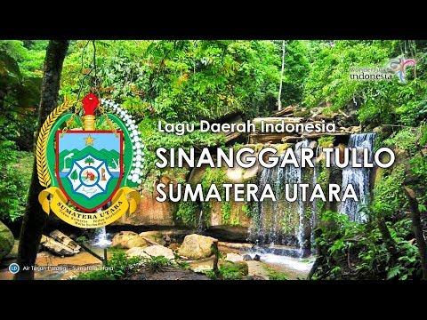 Sinanggar Tullo - Lagu Daerah Sumatera Utara (Karoke Dengan Lirik)