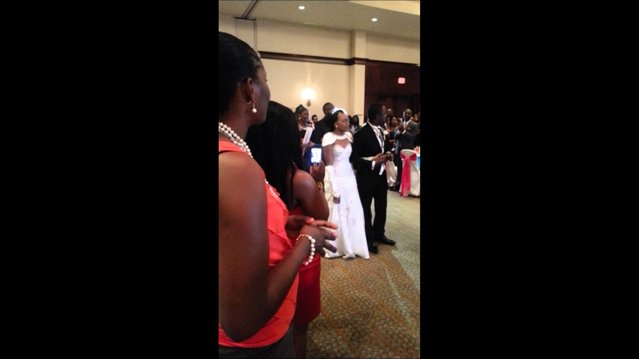 le mariage de mike kalambay a dallas - Photo Mariage Mike Kalambay