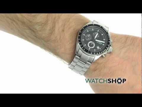 Men's Fossil Decker Chronograph Watch (CH2600)
