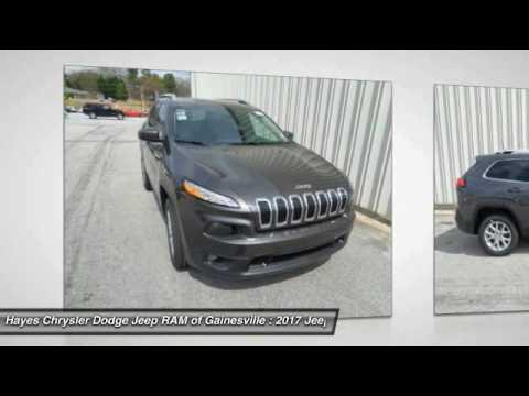 2017 jeep cherokee gainesville ga g744068 youtube. Black Bedroom Furniture Sets. Home Design Ideas