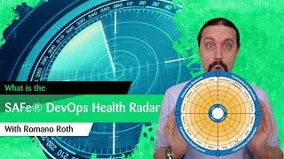 What is the SAFe® DevOps Health Radar 📡?