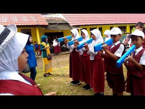 Cangget Agung, Lagu Daerah Lampung yang terkenal
