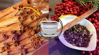 Tomar Chá de Cravo e Canela Toda Noite Acaba Com Inflamações e Outros Males