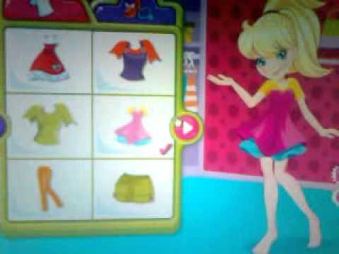 Polly Pocket dressup