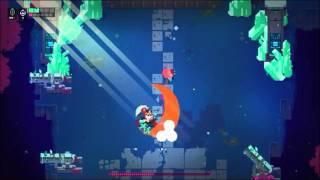Hyper Light Drifter: How to beat the West Boss (left boss)