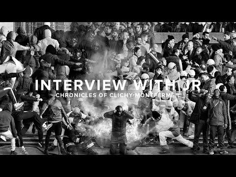 Interview with JR - Chronicles of Clichy-Montfermeil   6/ TWENTY THIRD