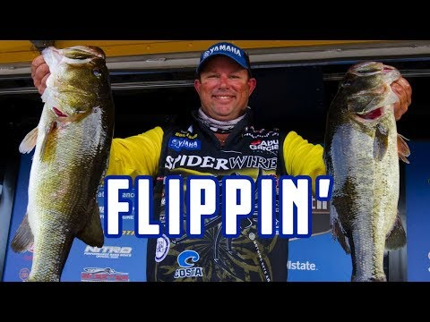 How To Flip Grass Mats For Bass - Flipping Basics