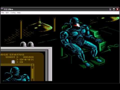 Robocop 3 - Repair Room (longplay version)