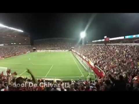 Visitando El Estadio Caliente en Tijuana B.C. Xolos VS Chivas !!!