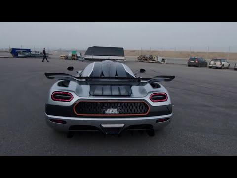 Drive //Inside Koenigsegg One:1
