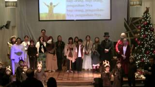 GKI San Jose Christmas Drama 2012 Part 6