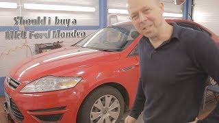 видео Ford Mondeo, 2008