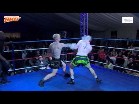 SEAN GEORGE VS ERIC OLSEN THE REMATCH - BKB4  LIGHTWEIGHT BARE KNUCKLE FIGHT * EXCLUSIVE *