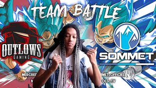 SOMMET TEAM BATTLE #1 VS OLG - BRENDJOREMO vs BAKURA