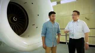 Garuda Indonesia - Garuda Maintenance Facility : Wings of Safety