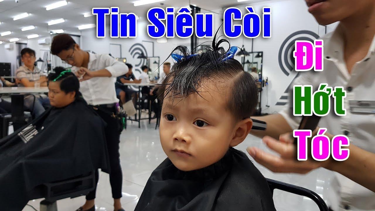Tin Và Anh Hai Đi Hớt Tóc Ở 30Shine ❤ Quả Đầu Nấm Của Tin Siêu Còi ❤ | Tóm tắt các nội dung về tiệm cắt tóc nam đẹp ở sài gòn đầy đủ