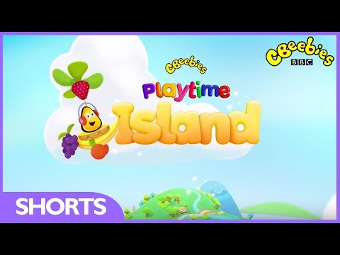 NEW! CBeebies Playtime Island app trailer