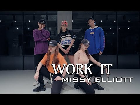 Missy Elliott (Feat. 50 Cent)  - Work It (Remix) / HOLIC SSO Choreography
