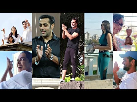 Bollywood Celebs Clapping