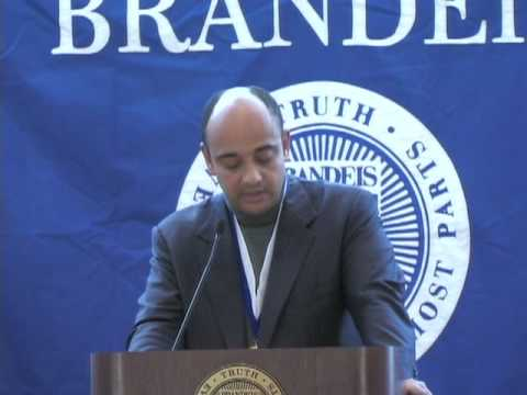 Kwame Anthony Appiah receives Gittler Prize from Brandeis