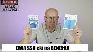 Test dwóch dysków SSD Lite-ON /  MU-X 128 GB i MU-3 480 GB