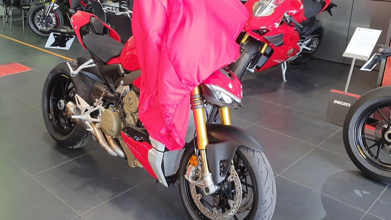 Je vais chercher ma Ducati streetfighter V4S ! #ducati #ducatistreetfighter