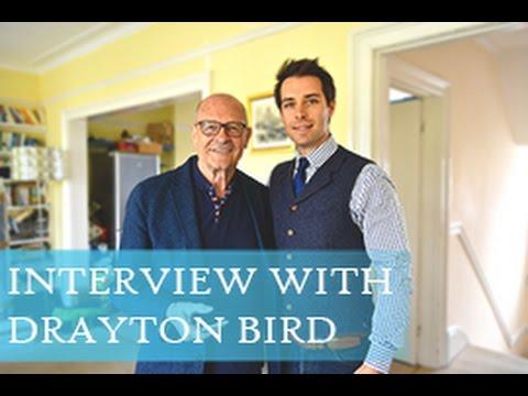 Nick Boddington & Drayton Bird talk Richard Branson, Amazon and Mercedes