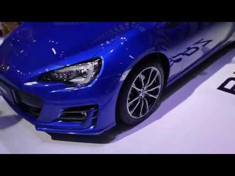 [VMS 2019] Xe Thể Thao Hàng Nhỏ Subaru BRZ 2019 - Blue - Walkaround
