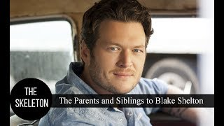 the-parents-and-siblings-to-blake-shelton