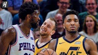 Utah Jazz vs Philadelphia 76ers - Full Game Highlights | December 2, 2019 | 2019-20 NBA Season Video