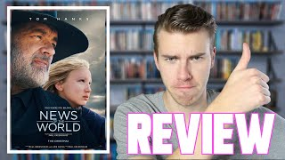News Of The World (2020) - Movie Review