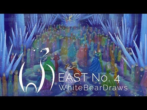 'East' Speedpaint No. 4 [Digital Painting]